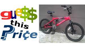 motocross bikes ebay iron horse landing zone 1 bmx bike guess this price ebay