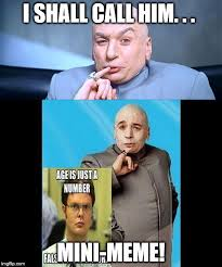 Meme Community - if doctor evil joined the imgflip community imgflip