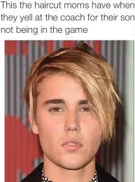 Justin Beiber Memes - mom haircut tweet justin bieber know your meme