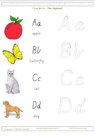 i can write the alphabet kidzcopy
