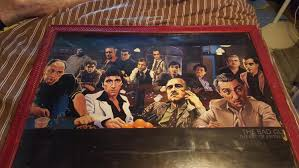 best 2 badass very large canvas pictures 100 obo one scarface best 2 badass very large canvas pictures 100 obo one scarface one 10 bad guys wall canvas s for sale in brazoria county texas for 2017