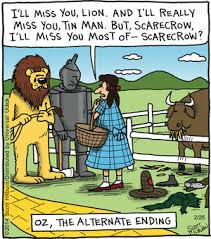 the real tv land alternate ending to the wizard of oz