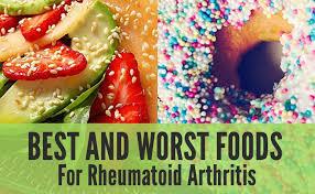 16 best and worst foods for rheumatoid arthritis lifescript com
