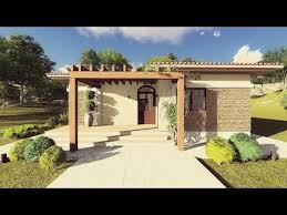 small two bedroom bungalow house under 1000 square feet model a52