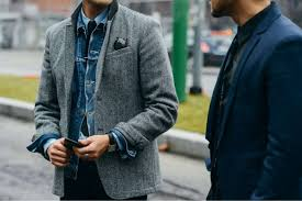 vintage classic casual light jacket how to wear a casual blazer the idle man
