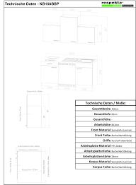 K Henzeile Respekta Single Mini Küche Küchenzeile Küchenblock 150 Cm Eiche
