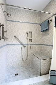 Walk In Shower With Bench Seat 4 Facts To Know About Bathroom Grab Bars