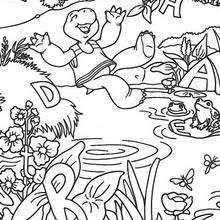 harriet turtle coloring pages 9 free printables franklin
