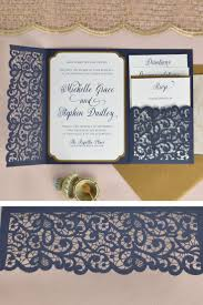 Affordable Pocket Wedding Invitations Best 25 Wedding Invites Lace Ideas On Pinterest Wedding