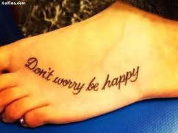 50 most amazing ankle quote tattoos u2013 best quote tattoo designs