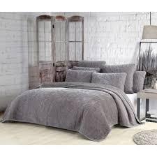 estate joanna 3 piece velvet quilt set on sale free shipping