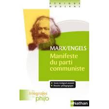 si e parti communiste manifeste du parti communiste poche karl marx friedrich engels