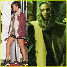 rihanna chris brown thanksgiving in berlin chris brown