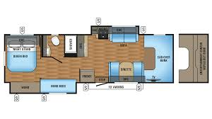Jayco Caravan Floor Plans 2018 Jayco Greyhawk 31fs Class C Motorhome