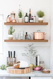 kitchen shelf decorating ideas open shelf kitchen storage floating lanzaroteya kitchen