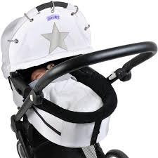 siege poussette dooky hiver protection polaire pour poussette et siege auto