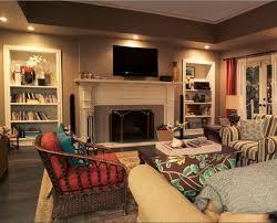 Reckless Bliss Modern Family Homes - Modern family living room