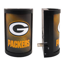 green bay packers lights green bay packers motiglow led night light at the packers pro shop