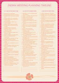 indian wedding planning checklist weddings wedding and wedding