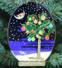 charleston brass holiday ornament charleston specialty foods