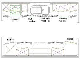 kitchen luxury galley kitchen floor plans with island fine