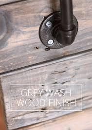 Ideas For Whitewash Furniture Design Best 25 Gray Wash Furniture Ideas On Pinterest Grey Washing