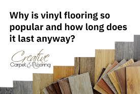 is vinyl flooring quality vinyl flooring popularity and how it can last