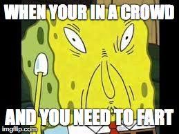 Spongebob Meme Maker - list of synonyms and antonyms of the word spongebob farts