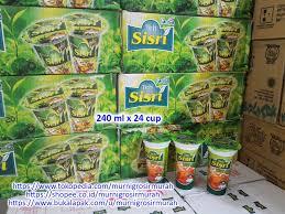 Teh Sariwangi 1 Karton jual teh sisri 240 ml x 24 cup per karton di lapak khosonk blonk