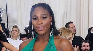 Vanity Fair Cover Shoot Serena Williams Poses For Vanity Fair Cover Shoot