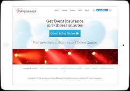 Event Insurance Specialty Insurance Products R V Nuccio U0026 Associates