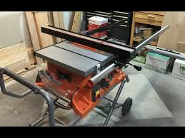 aftermarket table saw fence systems vega pro 50 table saw fence system youtube