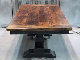 Distressed Pedestal Dining Table Pedestal Bases For Dining Room Tables Dining Room Tables Ideas