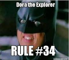 Rule 34 Memes - meme maker dora the explorer rule 34