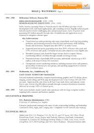 Sample Of Key Skills In Resume by Reverse Chronological Resume Example Sample