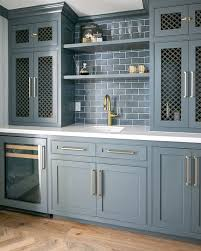 light blue kitchen cupboard doors grey blue paint colors ideas for a tranquil mood hello