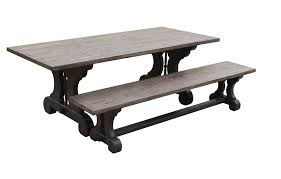 Antique Dining Room Table by Dining Room Charming Wooden With Black Metal Antique Legs Dining