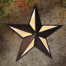 metal star home decor shining star home decor texas wall and design interior