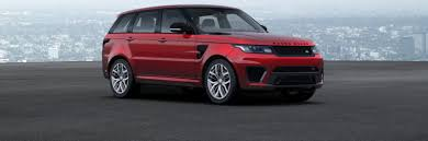 red land rover range rover sport colours guide carwow