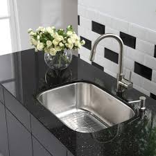kitchen terrific stainless kitchen sink ideas with dark brown