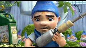 gnomeo juliet blu ray