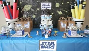 Star Wars Decorations Star Wars Birthday Party Ideas Star Wars Birthday Party
