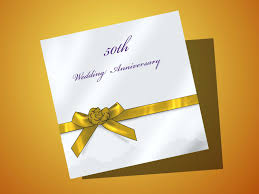 how to plan for a golden 50th wedding anniversary vripmaster