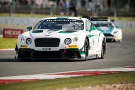 bentley penalty m sport bentley continental gt3 storms to victory at silverstone