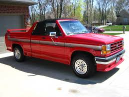 Ford Ranger Truck Parts - this customized 1991 ford ranger pickup can go top down ford