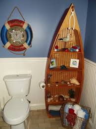 Bathroom Accessories Design Ideas by Creative Surfing Board Bathroom Storge In The Corner For Beachy