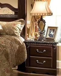 standard furniture night stand sorrento st 4007