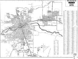 Zip Code Map Reno by Reno Map Of Hotels Reno Map Reno Map Of Hotels
