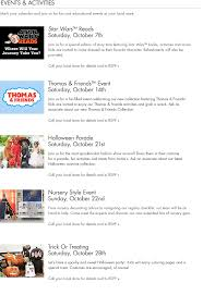 store events pottery barn kids