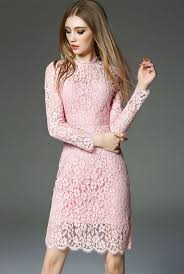 7 lace dresses that won t the bank